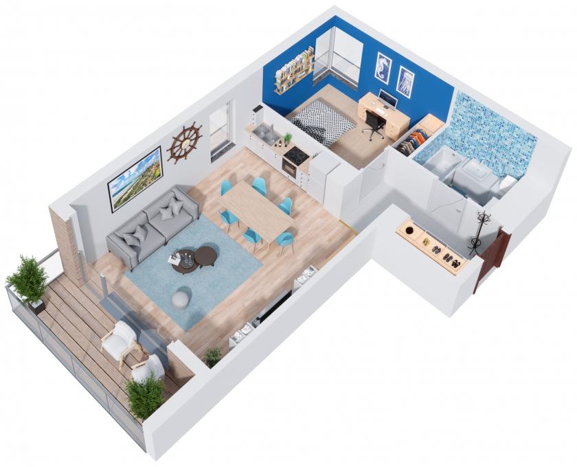 Mieszkanie 4.1 (23)