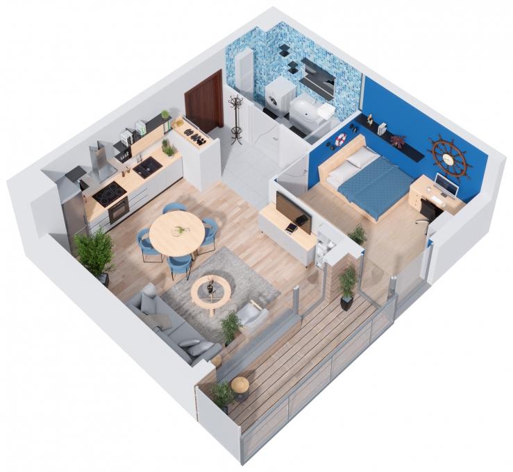 Mieszkanie 1.5 (6)
