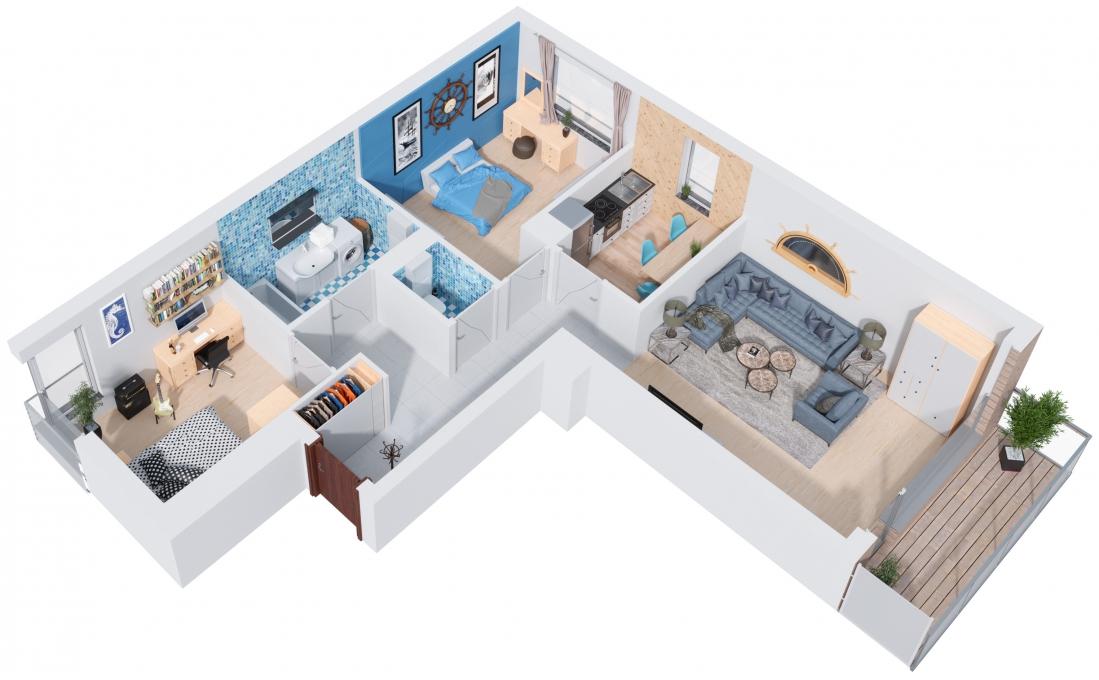 Mieszkanie 4.7 (29)